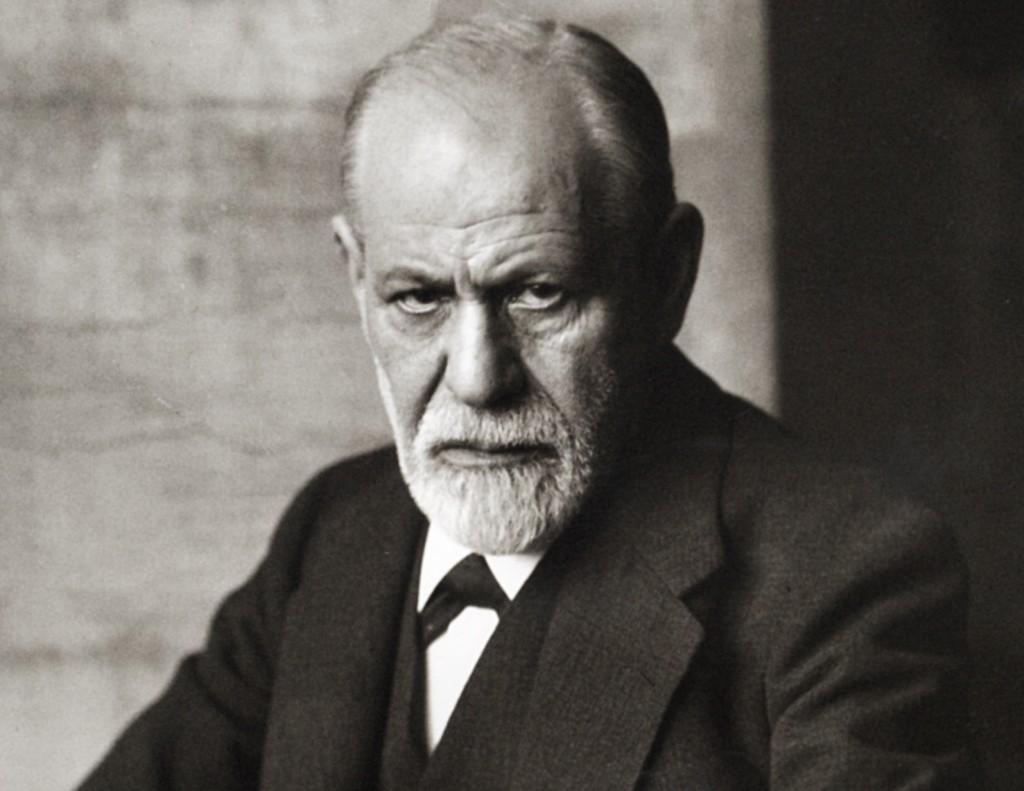 Zygmunt Freud (fot. Wikipedia)