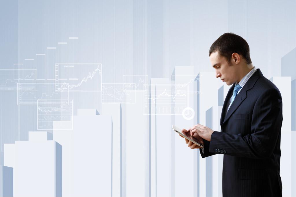"""Na rynku pracy """"bądź"""" produktem (fot. Sergey Nivens - Fotolia.com)"""