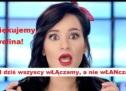 Ewelina Lisowska – dziękujemy! Od dziś Polacy wŁĄczają, a nie wŁANczają