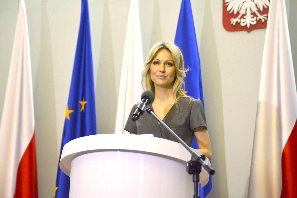 Magdalena Ogórek. Potencjał jest, pytanie czy zostanie wykorzystany (fot. http://www.magdalenaogorek.eu/)