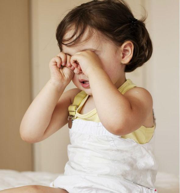 Jak uspokoić dziecko przed snem